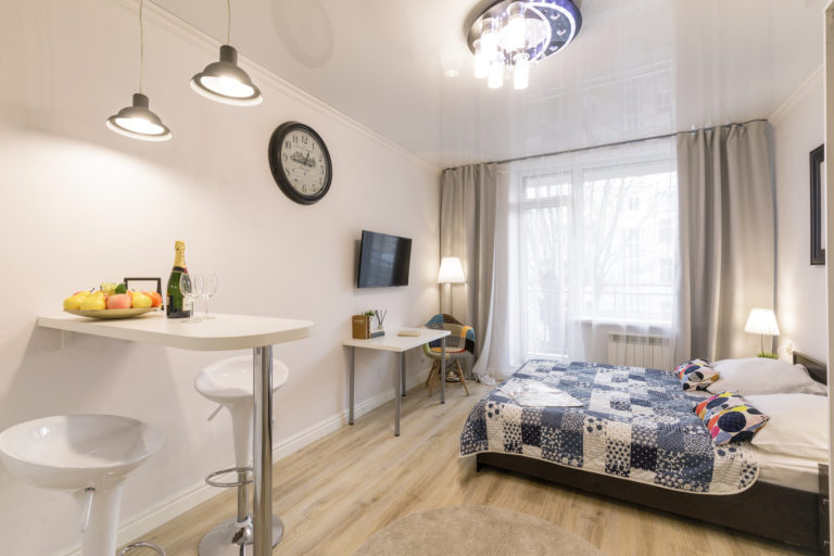 Апартаменты-студио Royal Rosato с джакузи