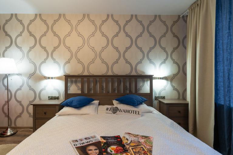 Однокомнатные апартаменты Delux Royal Chateau Lafite