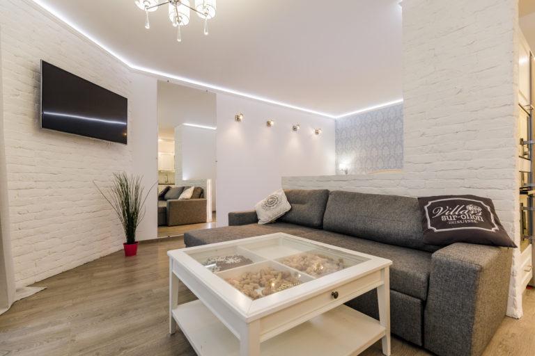 Однокомнатные апартаменты Royal Pinot Grigio