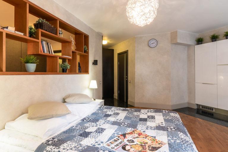 Однокомнатные апартаменты Delux Royal De Mar Teran