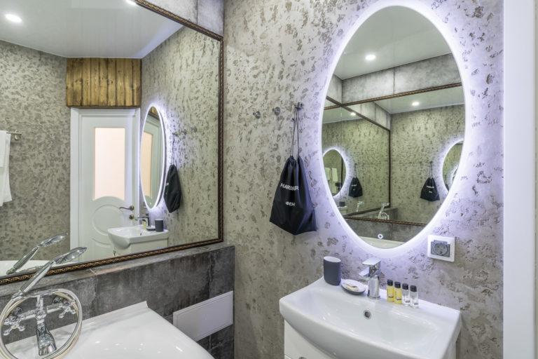 Дизайнерские апартаменты-студио с джакузи Royal Vin Santo
