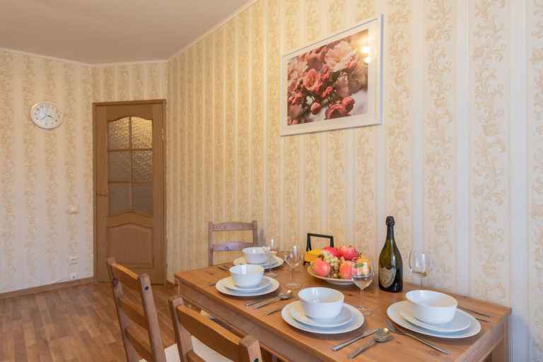 Однокомнатные апартаменты Royal Abrau