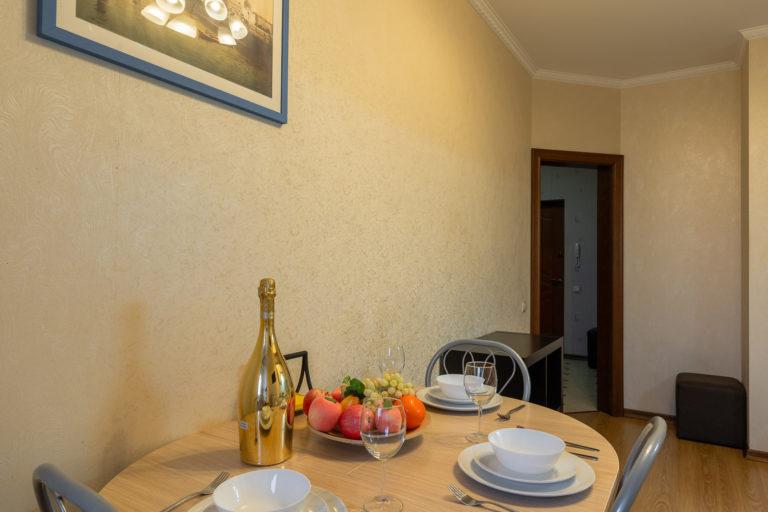 Однокомнатные апартаменты Royal Alcamo