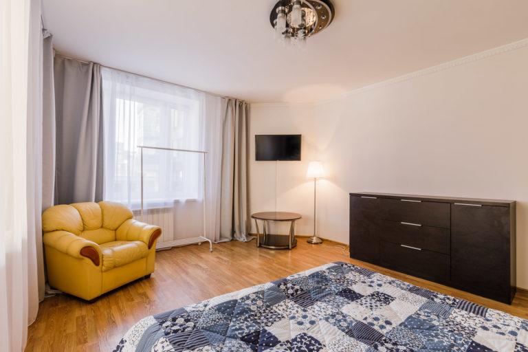 Двухкомнатные апартаменты Royal Asti