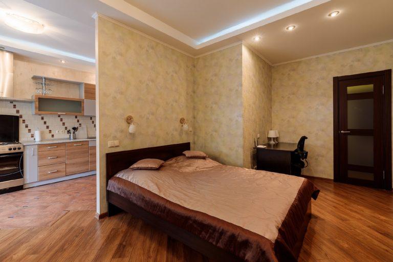 Однокомнатные апартаменты Royal Chianti