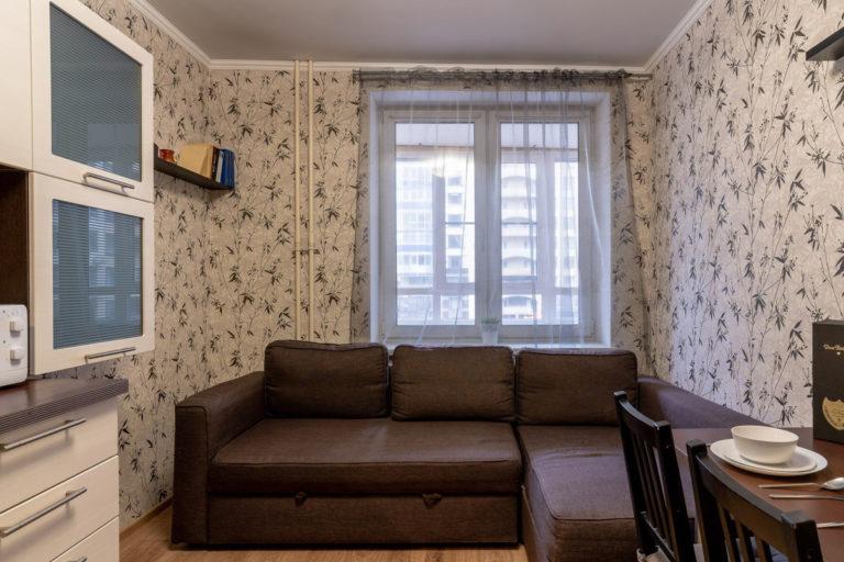 Однокомнатные апартаменты