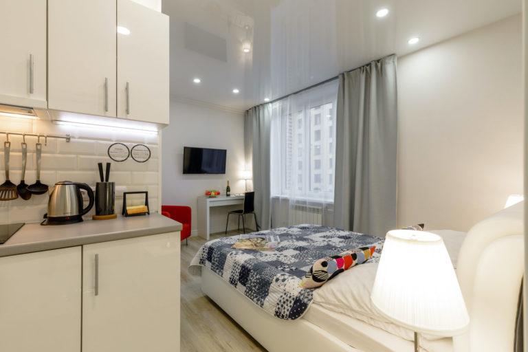 Апартаменты-студио с душевой Royal Malbec
