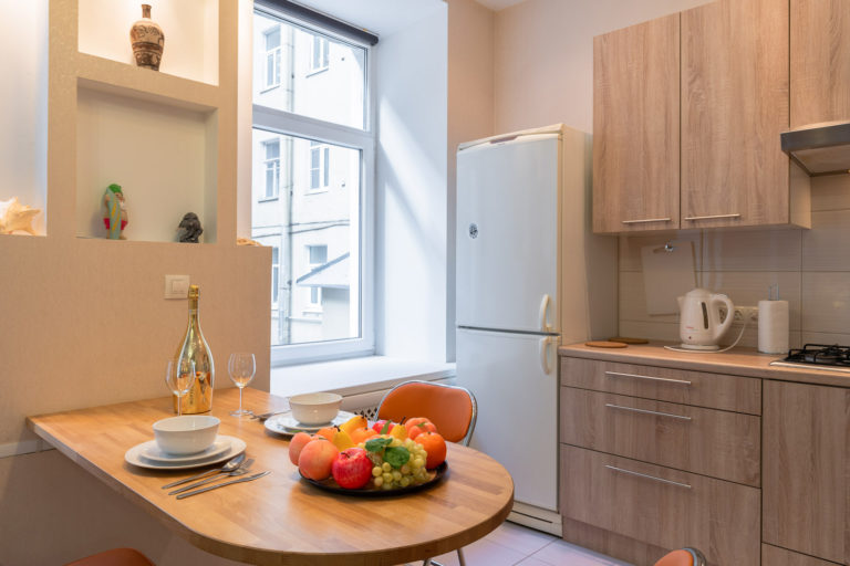Апартаменты-студио Royal на Большом 38