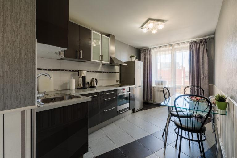 Однокомнатные апартаменты Royal Shato