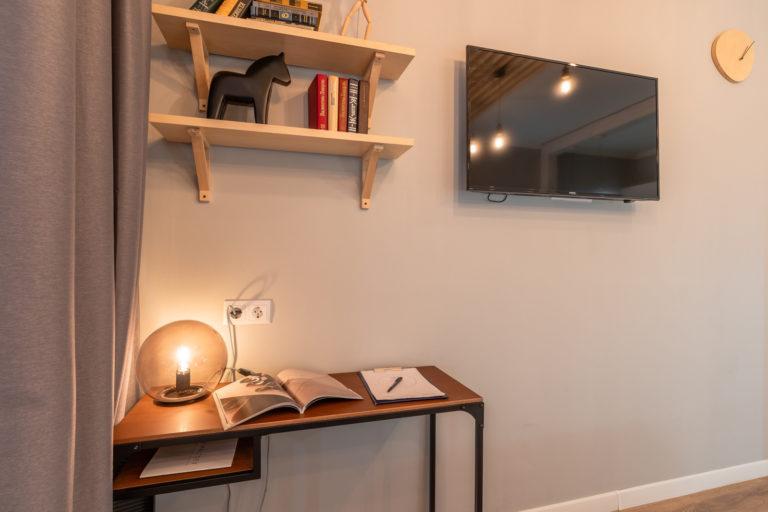 Апартаменты-студио LOFT